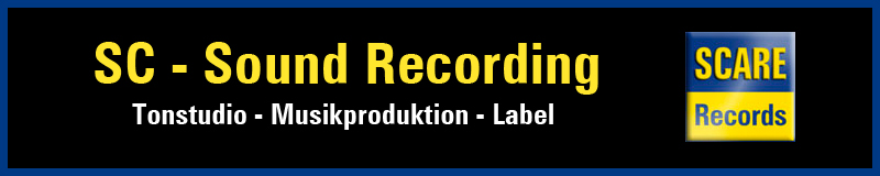 SC-Sound Recording Musikproduktion